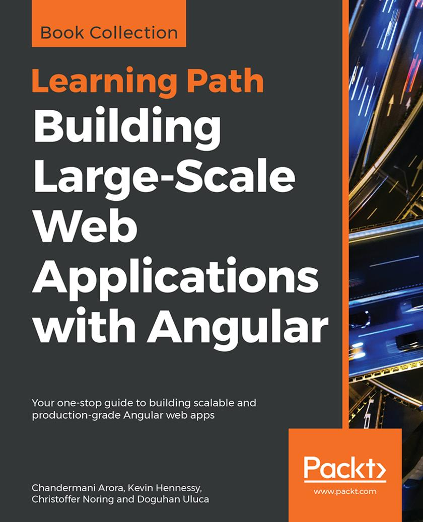 Building  Large-Scale Web Applications with Angular