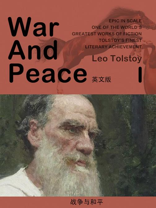 War and Peace(战争与和平)(I)英文版