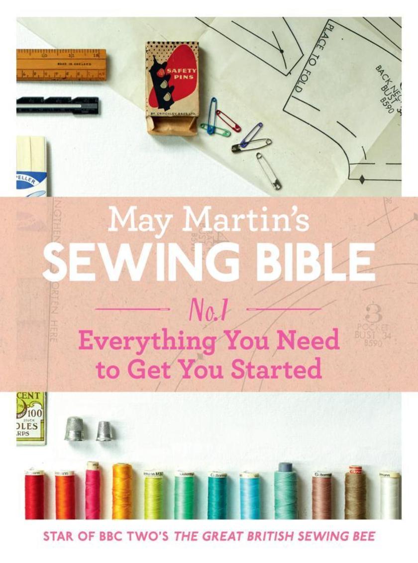 May Martin's Sewing Bible e-short 1