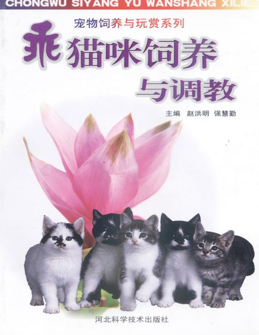 乖猫咪饲养与调教