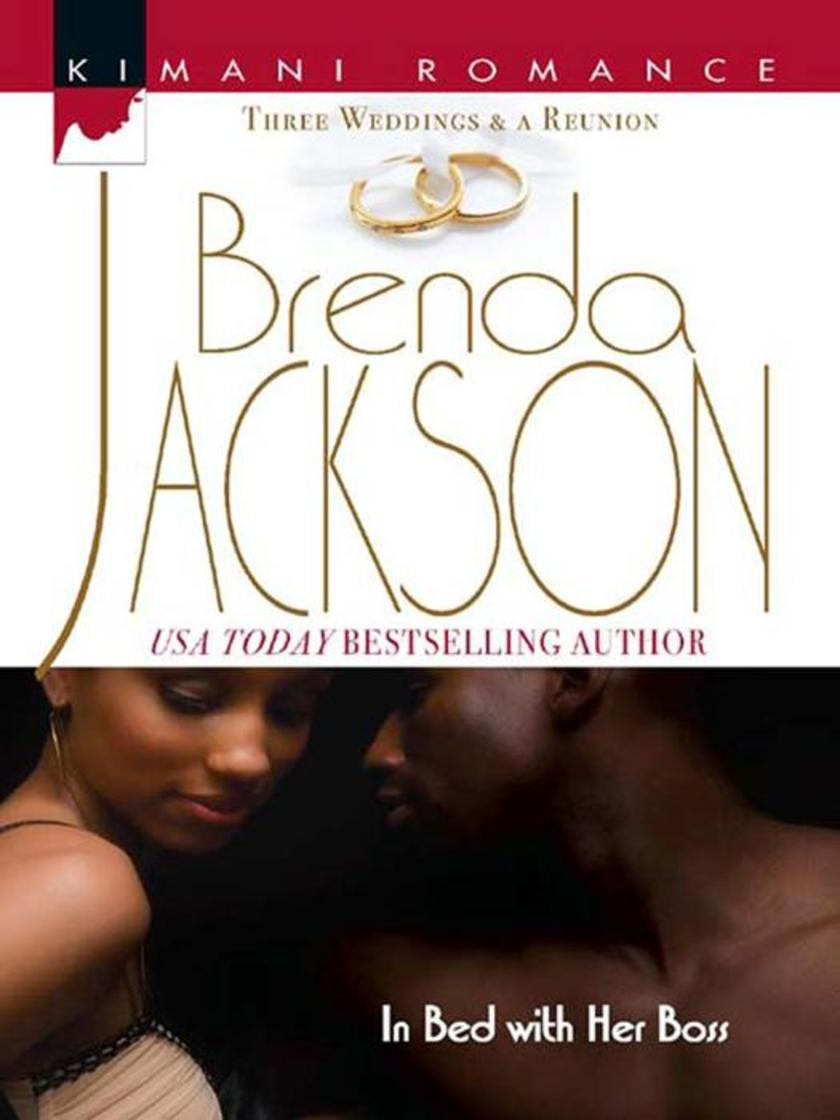 In Bed with Her Boss (Mills & Boon Kimani)