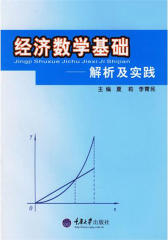经济数学基础——解析及实践(第3版)(仅适用PC阅读)