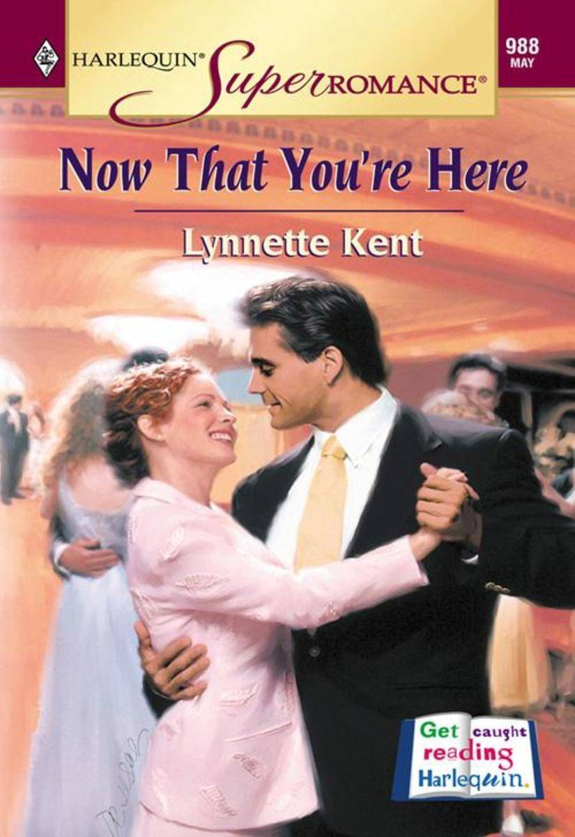 Now That You're Here (Mills & Boon Vintage Superromance)