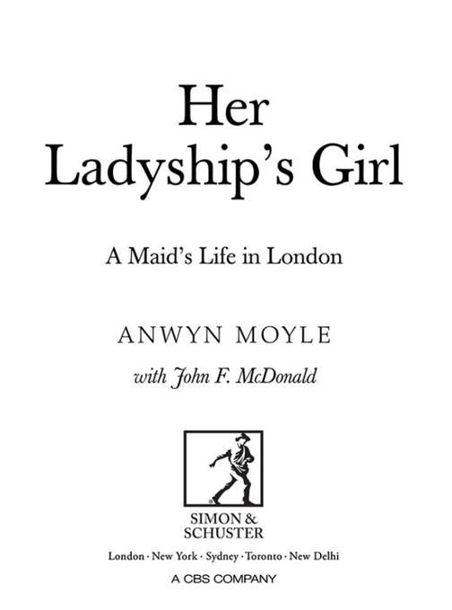 Her Ladyship's Girl