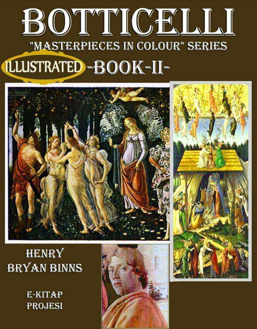 "Botticelli: ""Masterpieces In Colour"" Series BOOK-II"