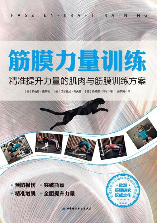 筋膜力量训练:精准提升力量的肌肉与筋膜训练方案