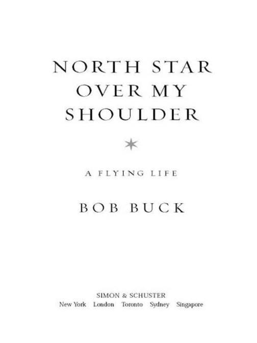 North Star over My Shoulder