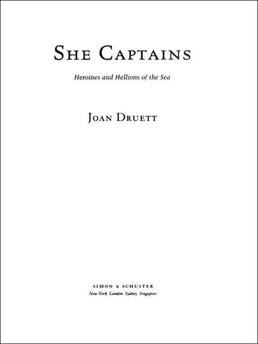 She Captains