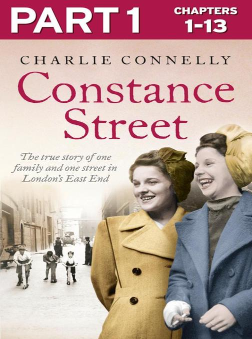 Constance Street: Part 1 of 3
