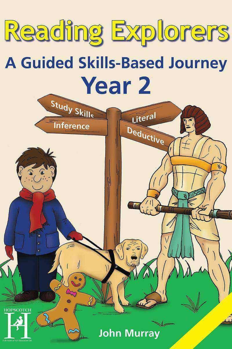 Reading Explorers Year 2