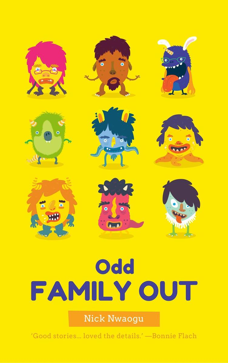 Odd Family Out:A Collection Of Short Stories