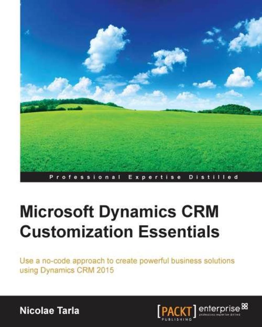 Microsoft Dynamics CRM,Customization Essentials