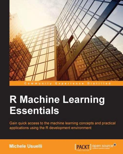R Machine Learning Essentials