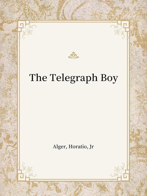 The Telegraph Boy