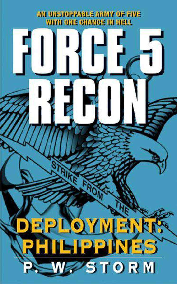 Force 5 Recon: Deployment: Philippines