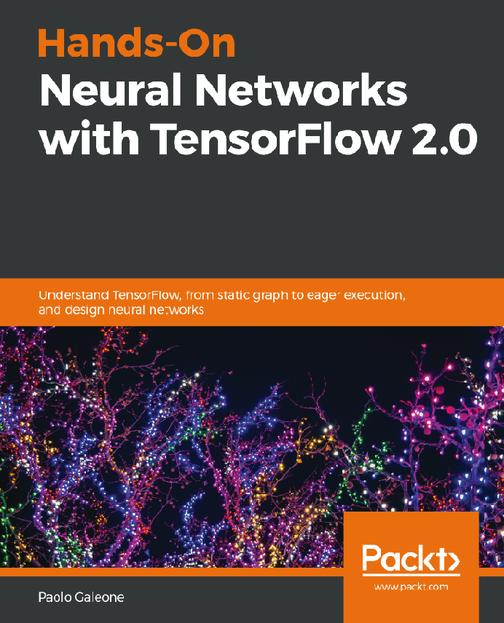 Hands-On Neural Networks with TensorFlow 2.0