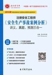 [3D电子书]圣才学习网·2014年注册安全工程师《安全生产事故案例分析》讲义、真题、预测三合一(仅适用PC阅读)