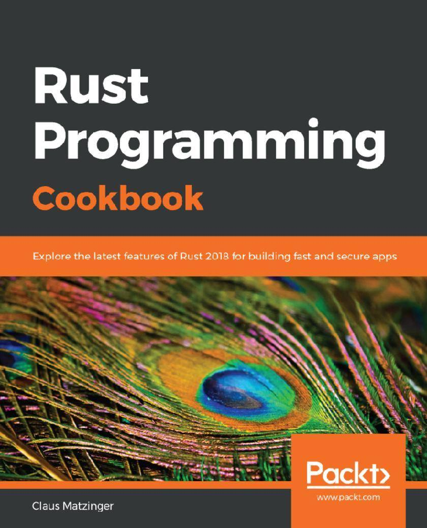 Rust Programming Cookbook