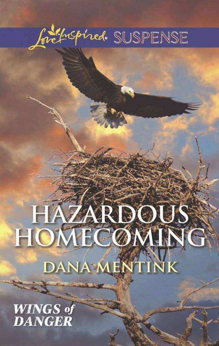 Hazardous Homecoming (Mills & Boon Love Inspired Suspense) (Wings of Danger, Boo