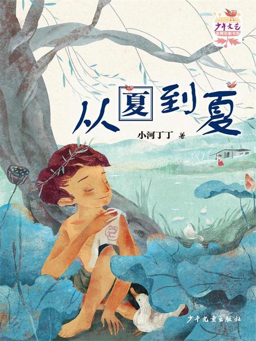 《少年文艺》金榜名家书系 短篇小说季 从夏到夏