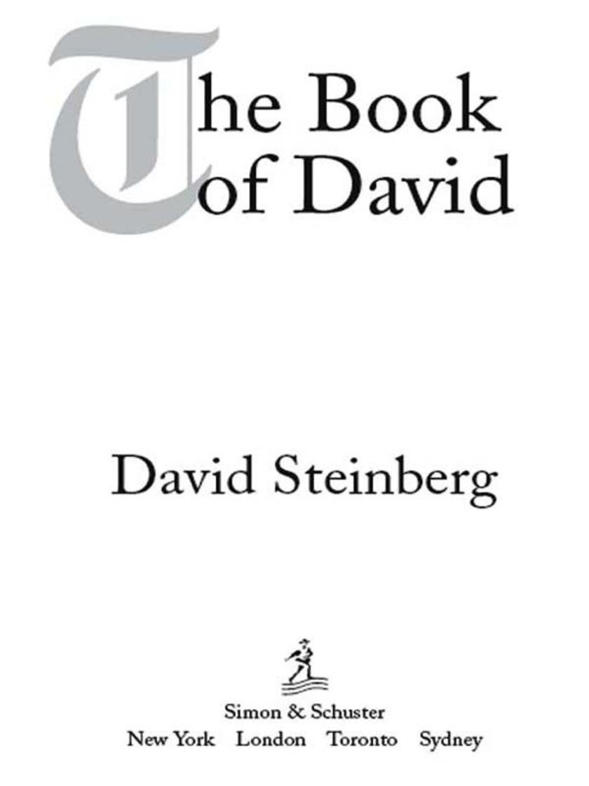 Book of David