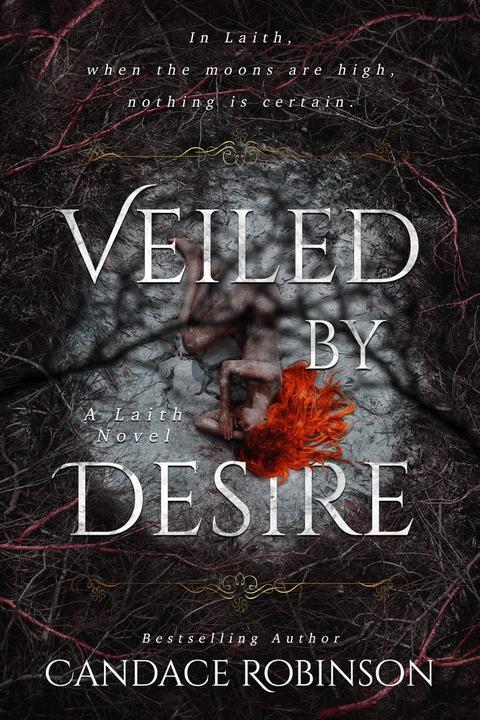Veiled by Desire: A Laith Novel