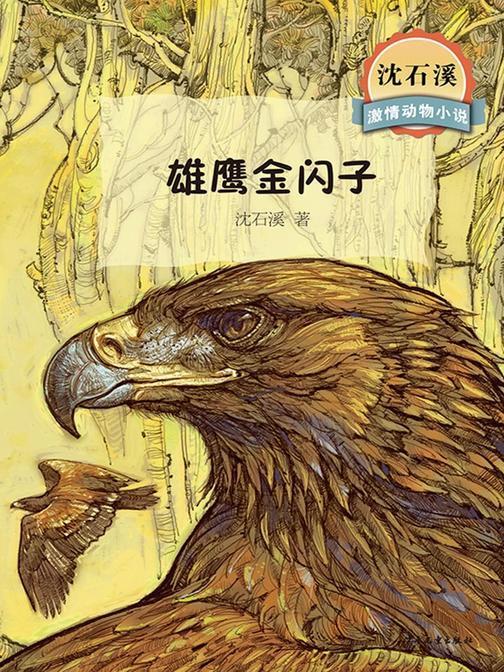 沈石溪激情动物小说  雄鹰金闪子