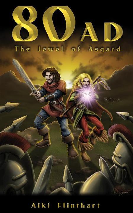 80AD The Jewel of Asgard (Bk1)