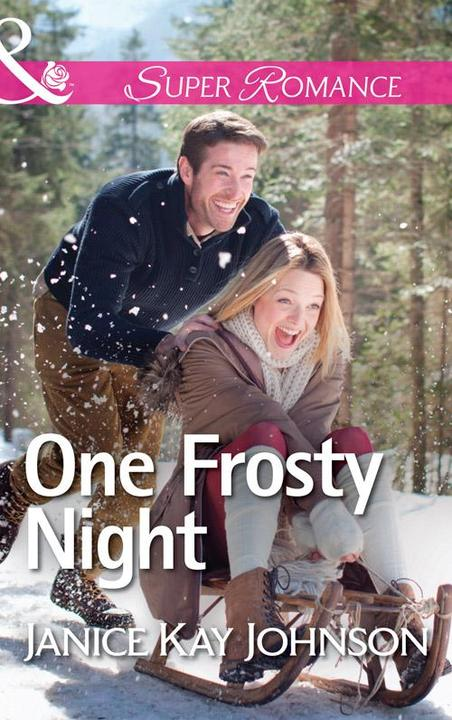 One Frosty Night (Mills & Boon Superromance)