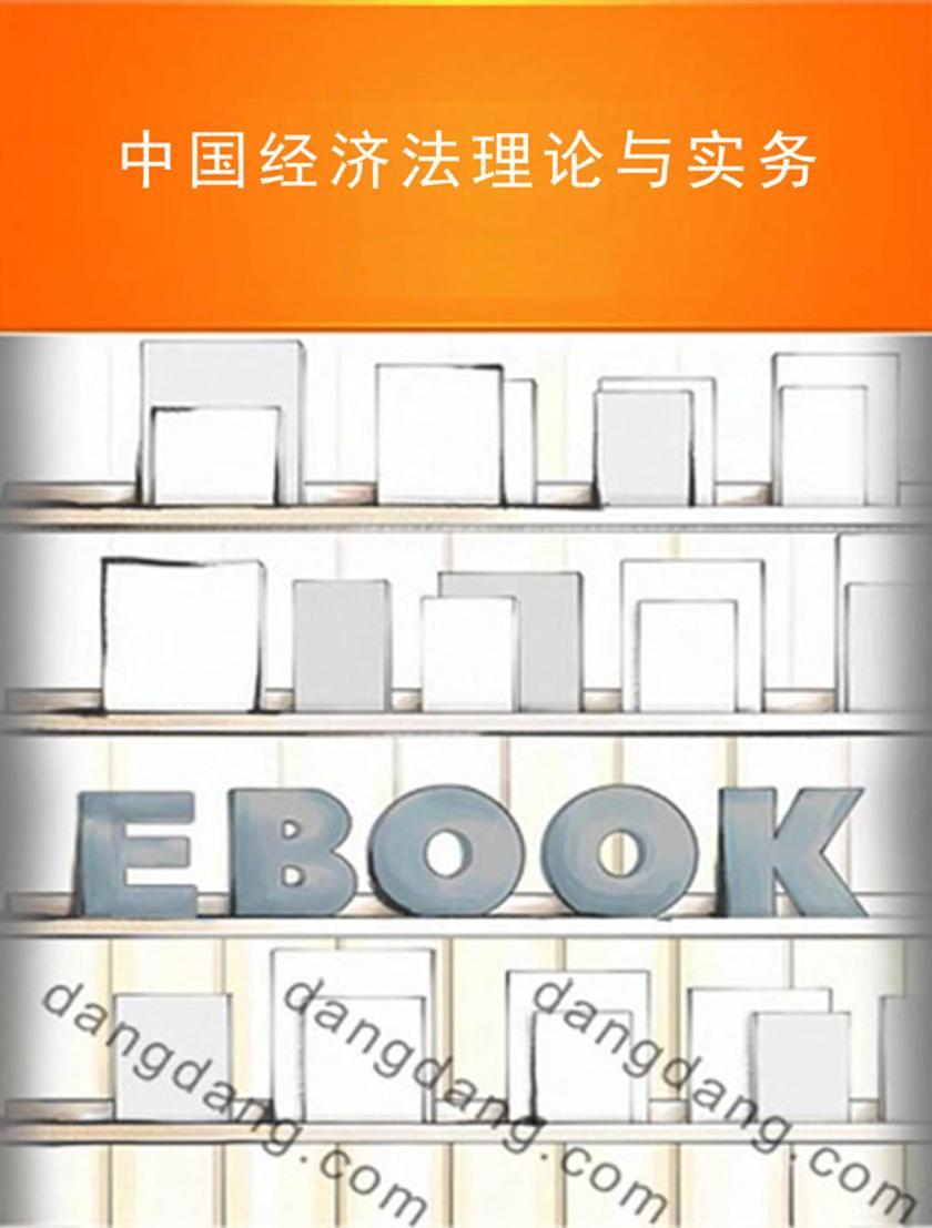 中国经济法理论与实务