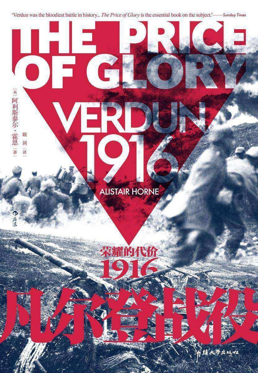 凡尔登战役:荣耀的代价,1916(凡尔登,一座血肉堆成的磨坊,雪崩来时,荣耀迎来代价。残酷大战全景展示,可谓是一战的百科全书!)