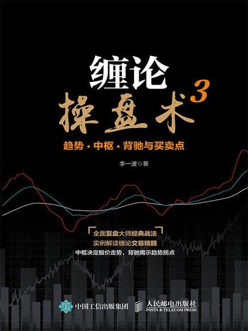 缠论操盘术3:趋势、中枢、背驰与买卖点