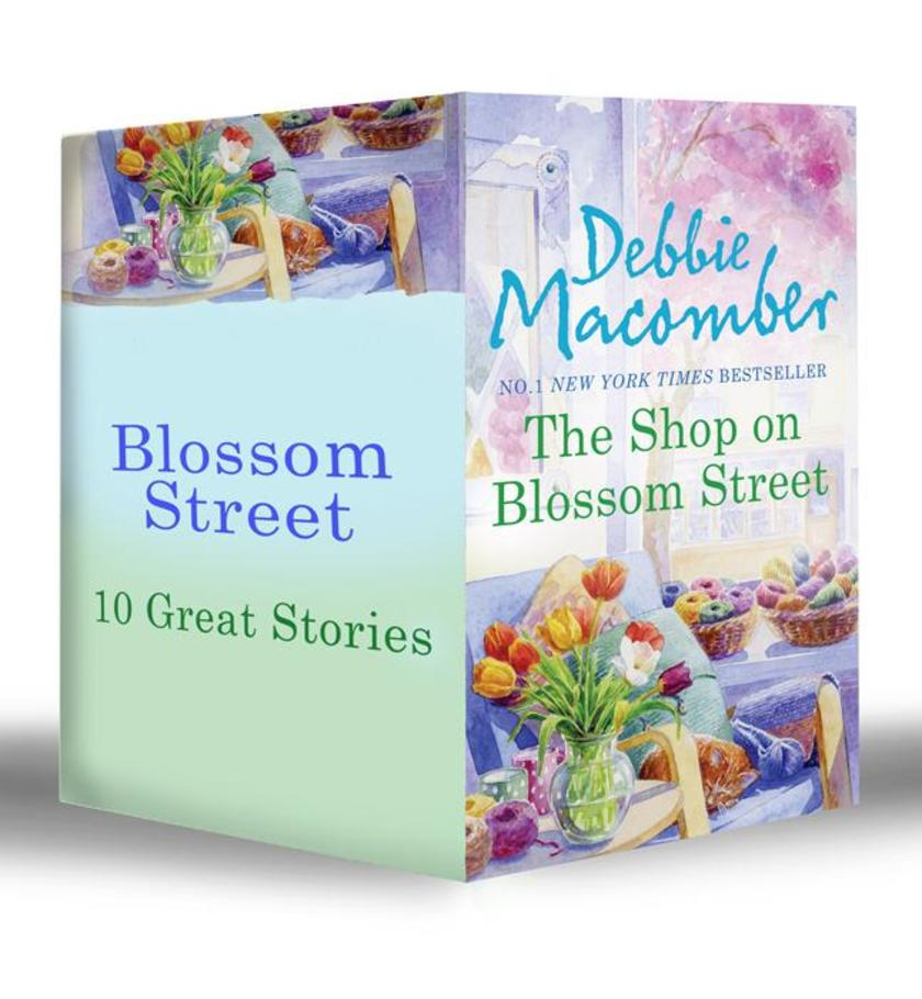 Blossom Street (Book 1-10): The Shop on Blossom Street / A Good Yarn / Susannah'
