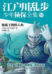 江户川乱步少年侦探全集12·海底下的铁人鱼