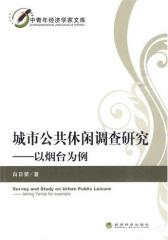 城市公共休闲调查研究(仅适用PC阅读)