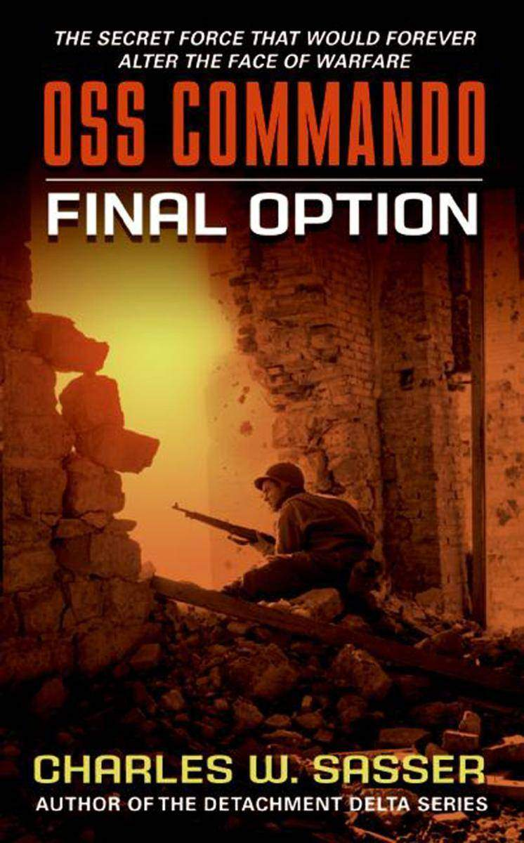 OSS Commando: Final Option