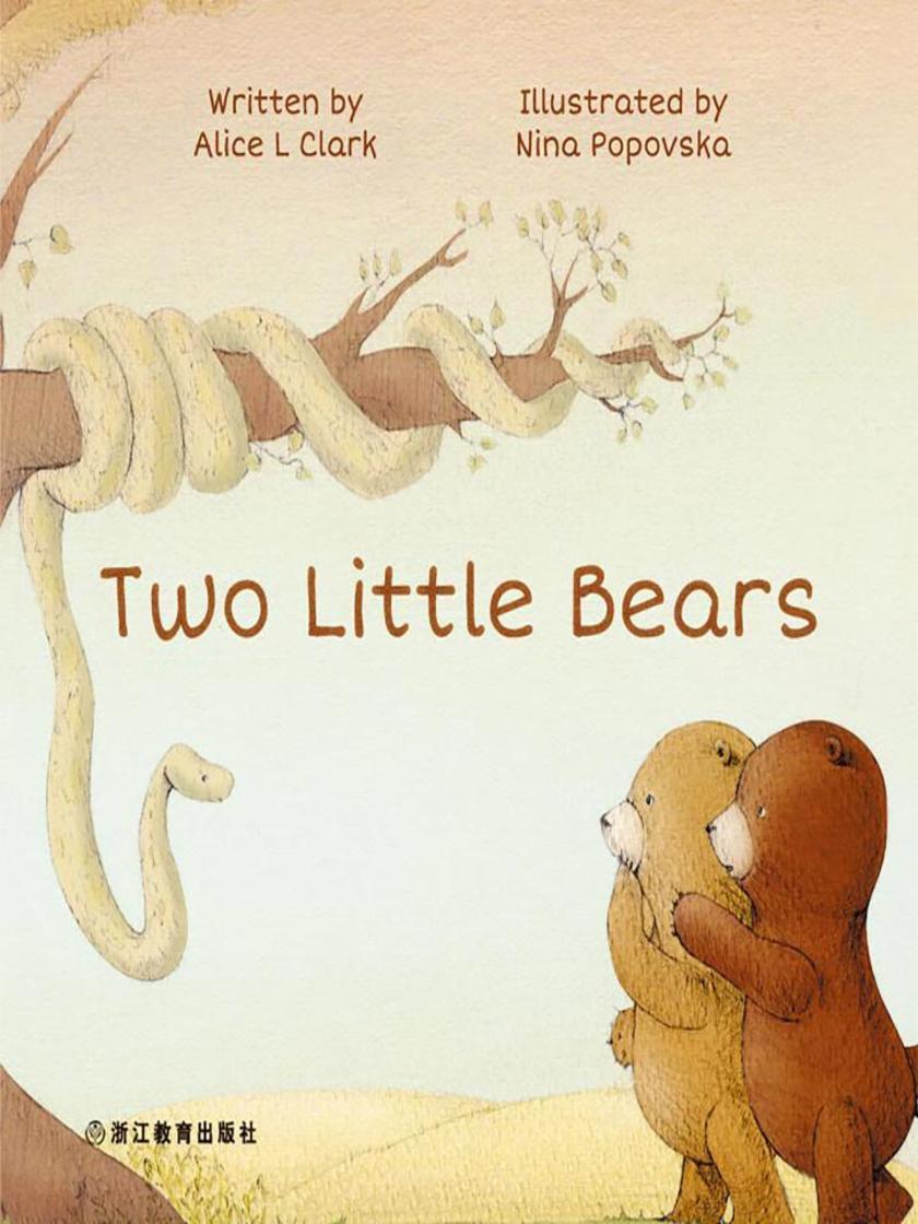 Two Little Bears 两只小熊