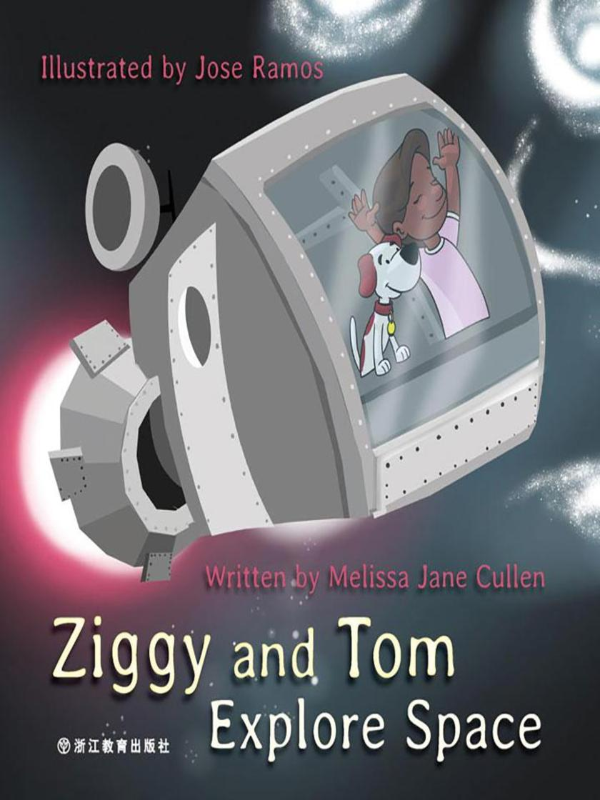 Ziggy and Tom Explore Space Ziggy和Tom探索太空