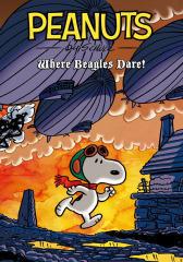 Peanuts: Where Beagles Dare OGN Vol. 1