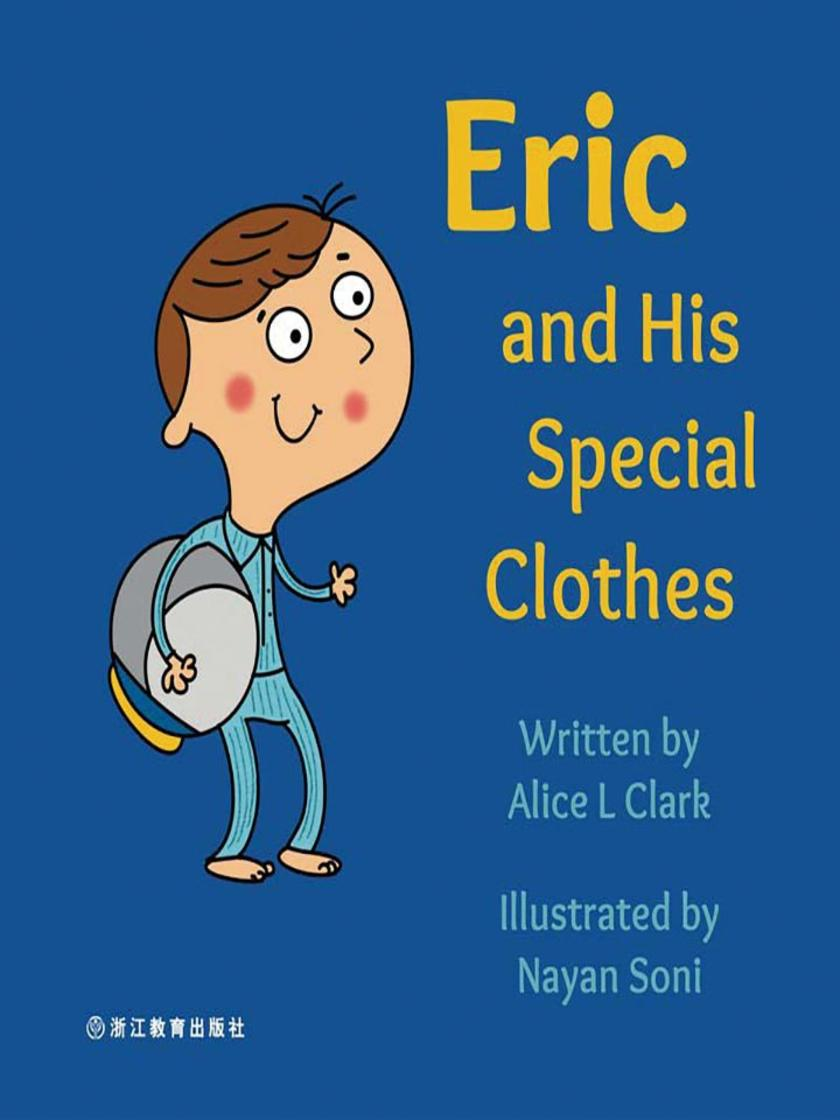 Eric and His Special Clothes ?Eric和他特别的衣服
