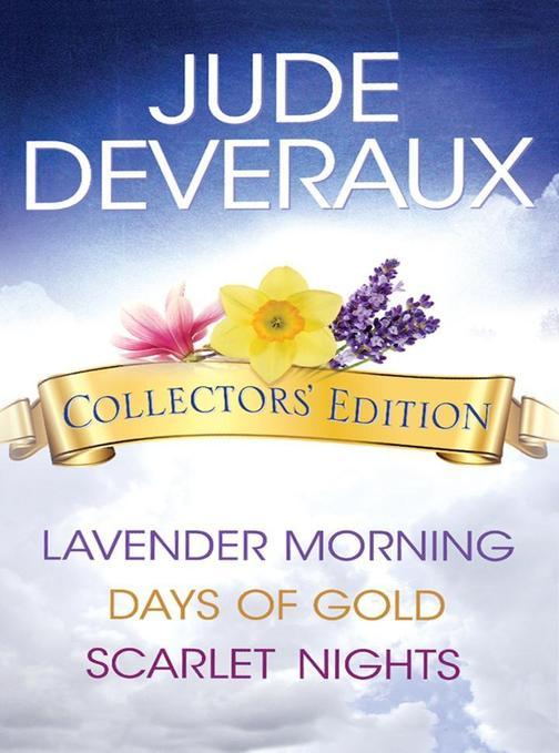 Jude Deveraux Collectors' Edition Box Set
