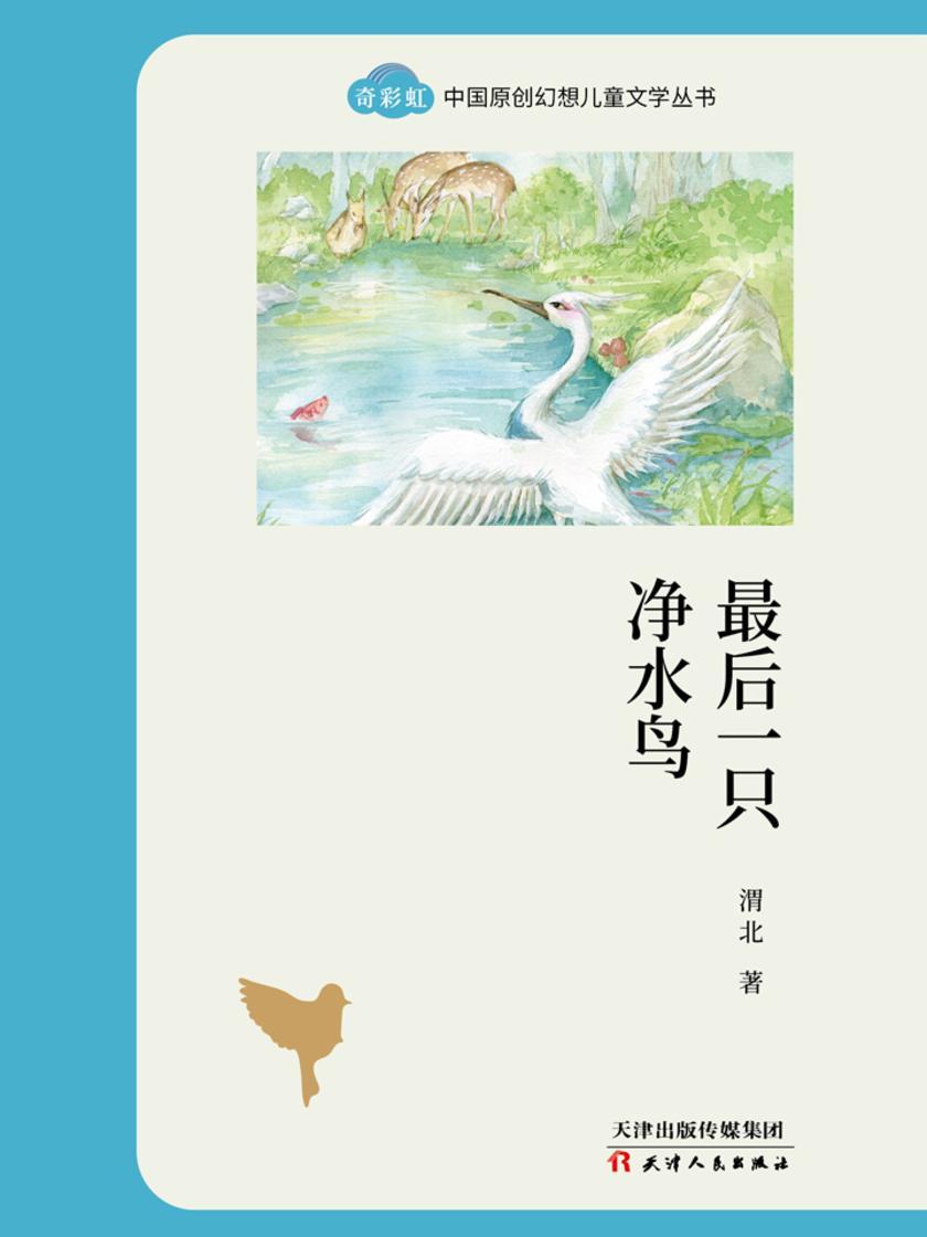 """""""奇彩虹""""中国原创幻想儿童文学丛书·最后一只净水鸟"""