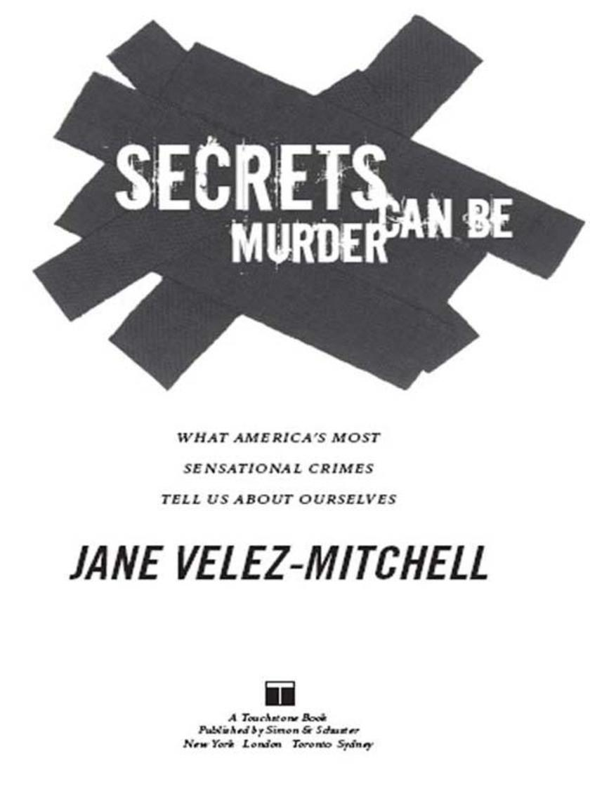 Secrets Can Be Murder