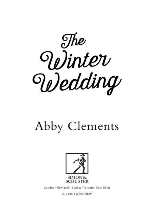 The Winter Wedding