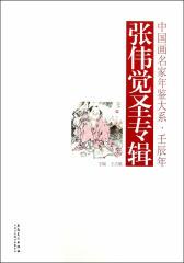 中国画名家年鉴大系·壬辰年——张伟觉圣专辑(仅适用PC阅读)