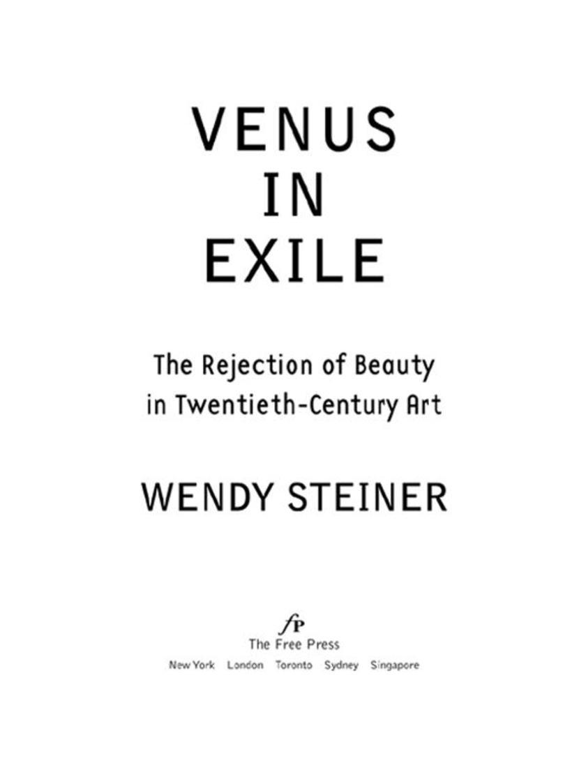 Venus in Exile