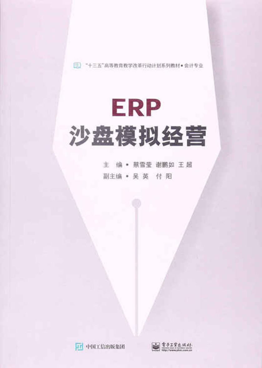 ERP沙盘模拟经营