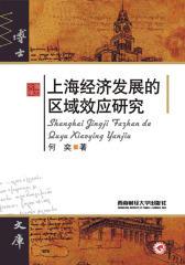 上海经济发展的区域效应研究