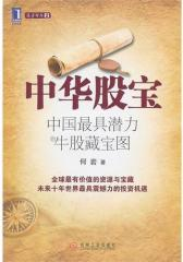 中华股宝:中国  潜力牛股藏宝图(试读本)