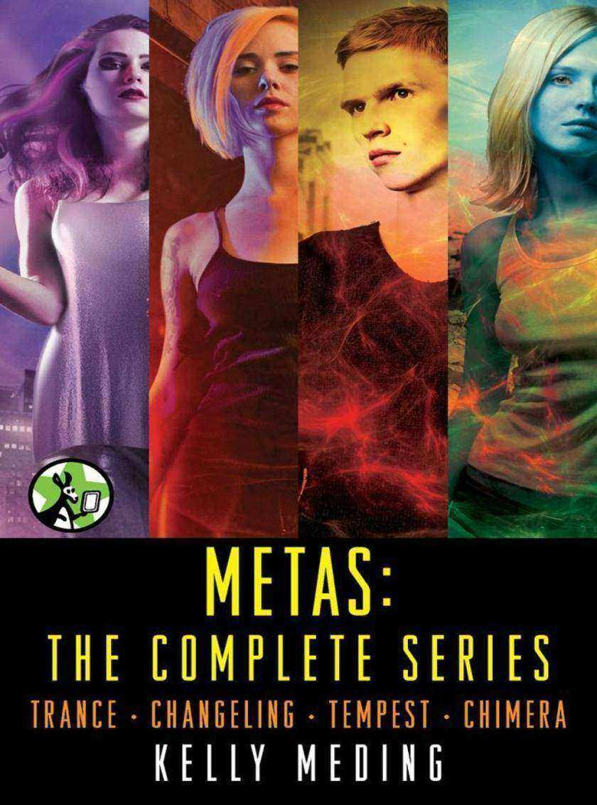 Metas: The Complete Series